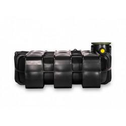 Réservoir plat 2500 litres